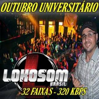 OUTUBRO UNIVERSITÁRIO LANÇAMENTOS