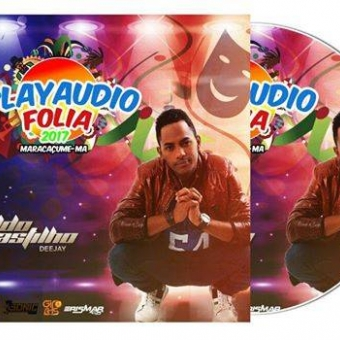 CD Play audio Folia 2017 -Maracaçume-Ma