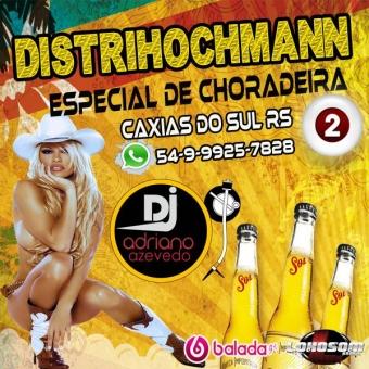 DISTRIHOCHMAN VOL 2 ESPECIAL CHORADEIRA