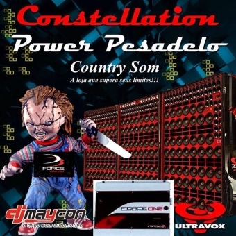 Constellation Power Pesadelo 2017