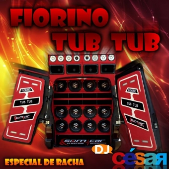 Fiorino Tub Tub Especial de Racha