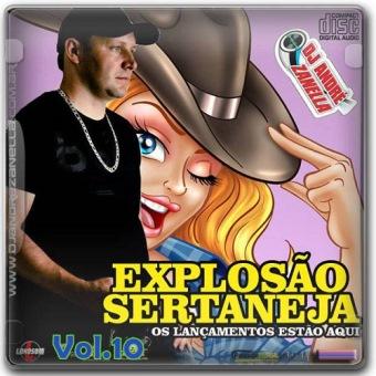 Explosão Sertaneja Vol.10