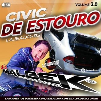 CIVIC DE ESTOURO VOL2