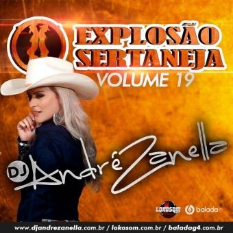 Explosão Sertaneja Volume 19 Lançamentos