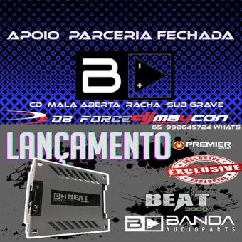 CD BANDA AUDIO PARTS BEAT 800 ESPECIAL MALA ABERTA - RACHA DE SOM - SUB GRAVE LANÇAMENTO DJ MAYCON DB FORCE