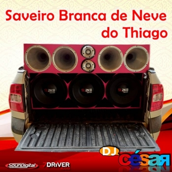 Saveiro Branca de Neve do Thiago