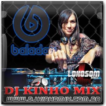 CD Balada 2016 Dj Kinho Mix