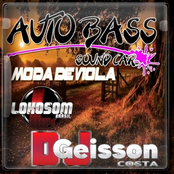 AUTO BASS SOUND CAR MODA DE VIOLA