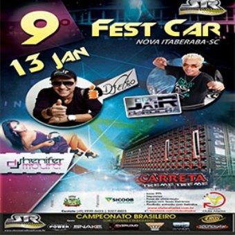 9º Fest Car Aliados