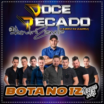 Bota no 12 - Doce Pecado Feat Dj Andre Zanella Dance Mix 2019
