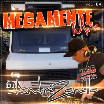 Megamente Mix Volume 4 ((ao vivo))