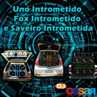 Uno Intrometido Fox Intrometido e Saveiro Intrometida