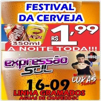 1º Festival Da Cerveja