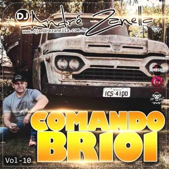 Comando Br 101 Volume 10 ((Ao vivo))
