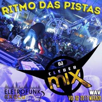 Cd Ritmo Das Pistas Vol 02 2017 (Mixado)