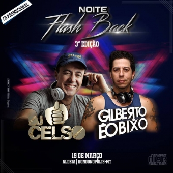 3º Noite do Flash Back