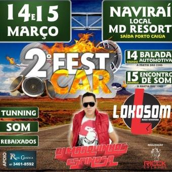 Fest Car em Navirai-MS by DJ Marquinhos Espinosa