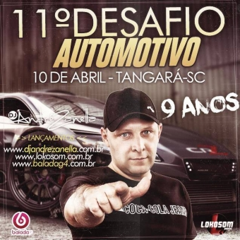 Desafio Automotivo
