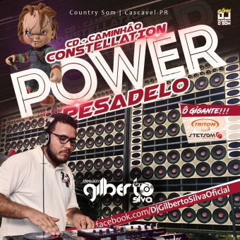 CONSTELLATION POWER PESADELO