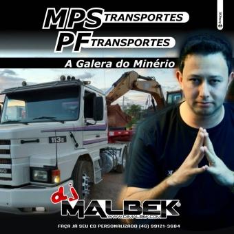 MPS TRANSPORTES E PF TRANSPORTES VOL1