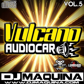 Vulcano Audio Car Vol5 Especial Anos 2000