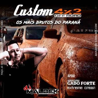 CUSTOM 4X2