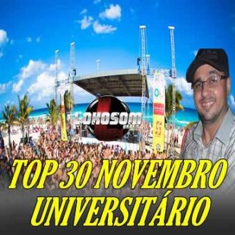 TOP 30 NOVEMBRO UNIVERSITÁRIO