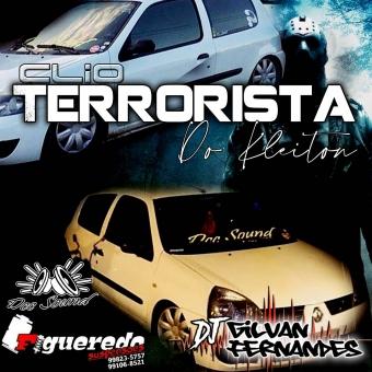 Clio Terrorista do Kleiton - DJGilvanFernandes