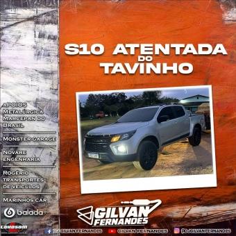 S10 Atentada Do Tavinho - DJ Gilvan Fernandes