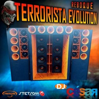 Reboque Terrorista Evolution