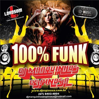 CD 100% Funk