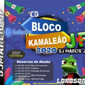 Bloco Kamaleao 2020