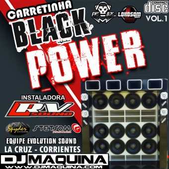 CARRETINHA BLACK POWER VOL1