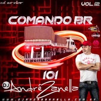 Comando Br 101 Volume 12 ((Ao vivo))
