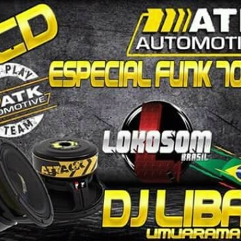 ESPECIAL FUNK 70 HZ ATK AUTOMOTIVE
