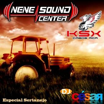 Nene Sound Center e KSX Cabos RCA