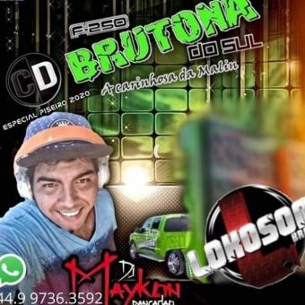 F250 BRUTONA DO SUJ DJ MAYKON PANCADÃO UBIRATA PR