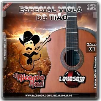 Especial Viola Do Tião
