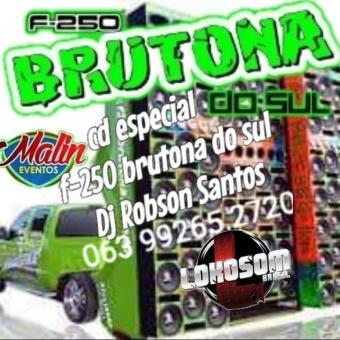 F250 Brutona do Sul DJ ROBSON SANTOS