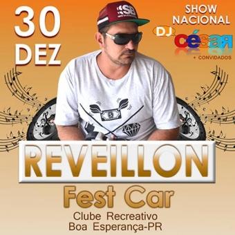 Reveillon FestCar - Boa Esperança PR