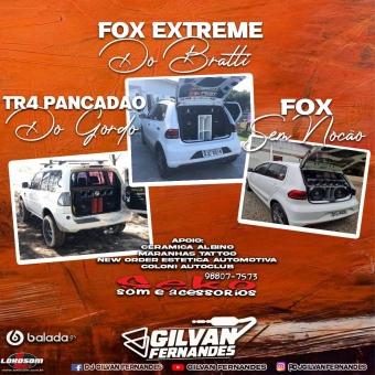 Fox Extreme Do Bratti - Fox Sem Nocao - TR4 Pancadao Do Gordo