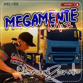 Megamente Mix Volume 2 ((Ao vivo com falas))
