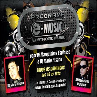 Programa E-music Edição 277