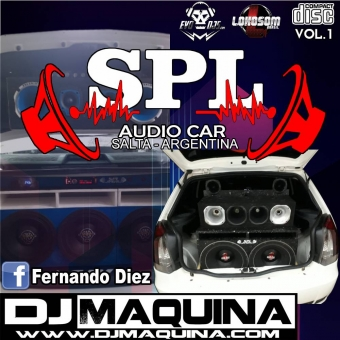 SPL AUDIO CAR SALTA