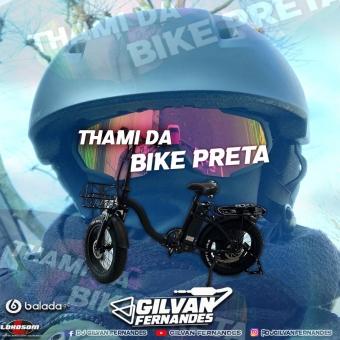 Thami Da Bike Preta - DJ Gilvan Fernandes