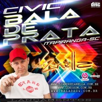Civic Bala De Prata