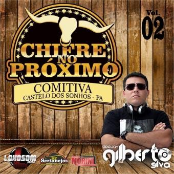 CD COMITIVA CHIFRE NO PRÓXIMO - VOL. 02