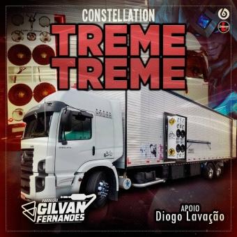 Constellation Treme Treme - DJ Gilvan Fernandes