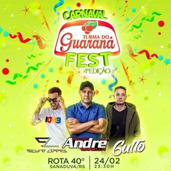 Turma Do Guaraná 8ª Edição - Carnaval 2020