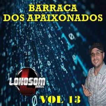 BARRACA DOS APAIXONADOS VOL13